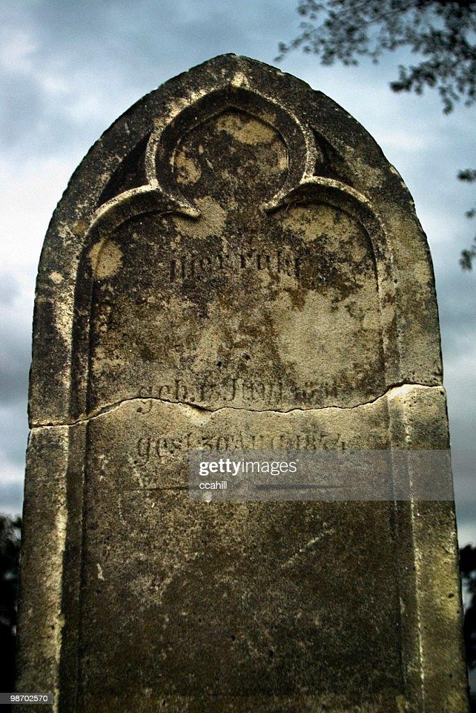 Old Gravestone : Stockfoto