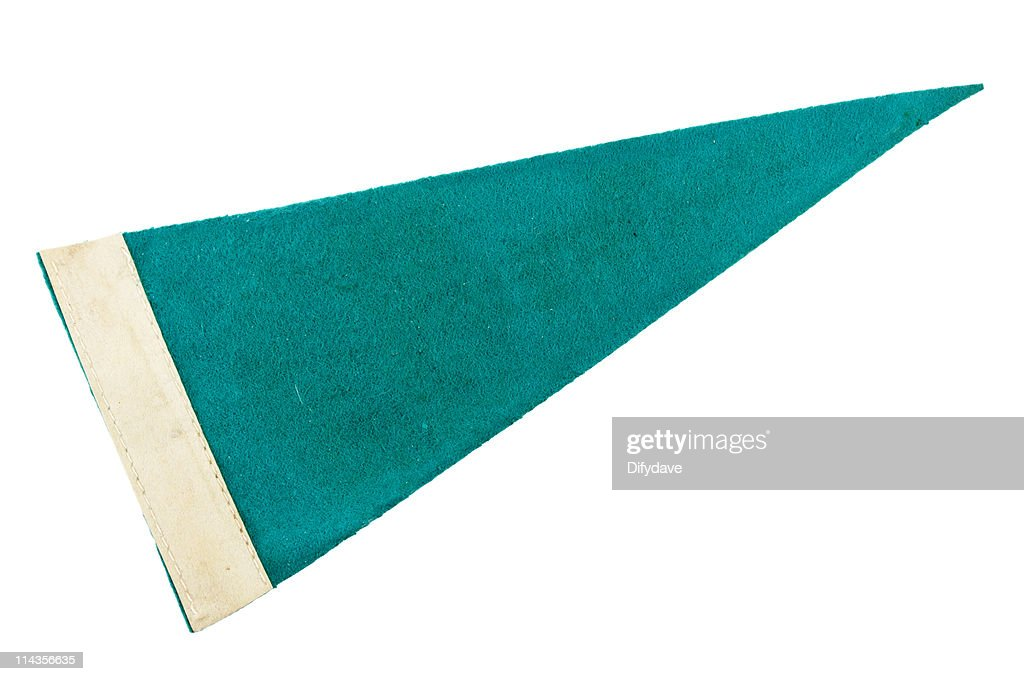 Old Green Pennant