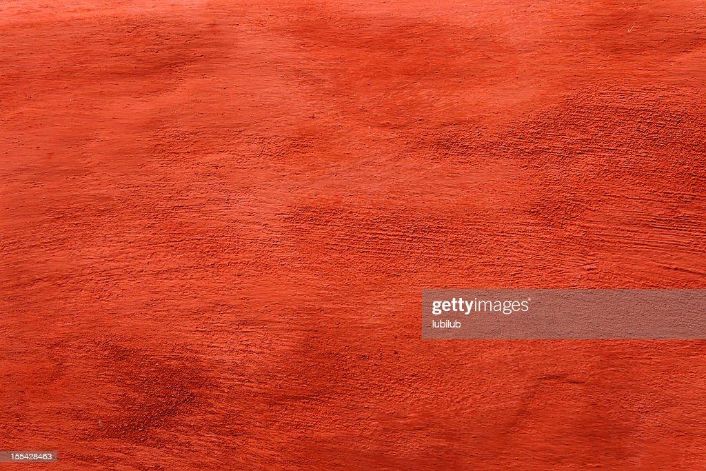 Old grunge red wall texture (XXXL)