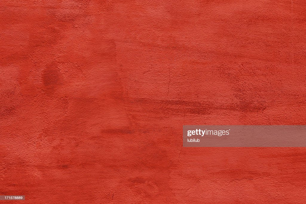 Old grunge reddish wall texture  - XXXL
