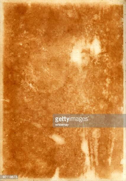 旧手漉きの紙の背景