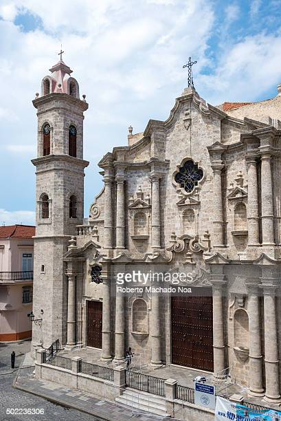 Old HavanaThe Cathedral of The Virgin Mary of the Immaculate Conception is one of eleven Roman Catholic cathedrals on the island of Cuba Located in...