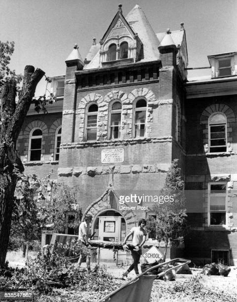 Old Highland High School a Boulder Landmark up For Sale The building at 9th St and Arapahoe Ave is owned by Historic Boulder Inc which wants to sell...