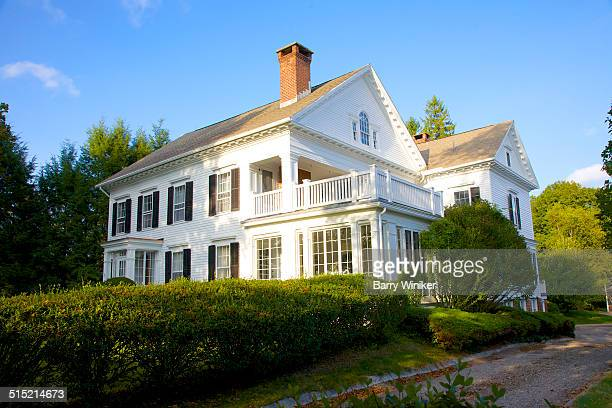 Old historic New England home in Litchfield CT