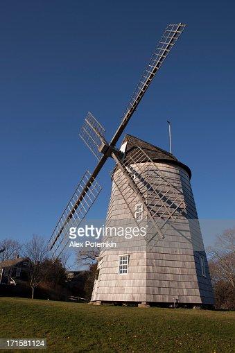 Old Hook Mill, East Hampton, Long Island