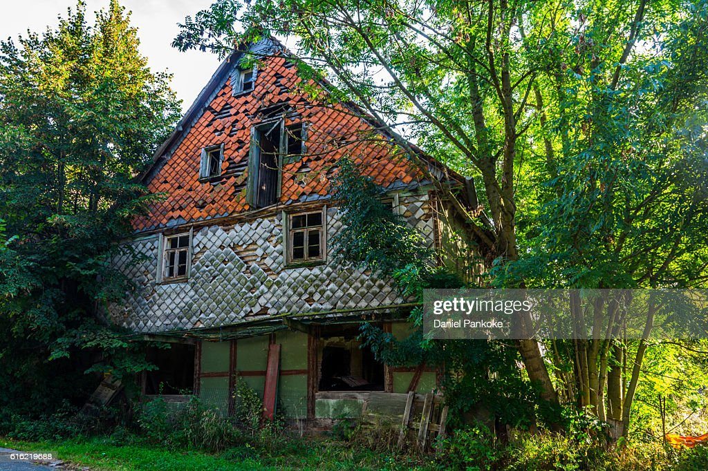 Altes Haus : Stock Photo