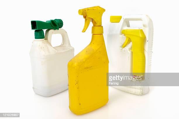 Inseticida ou recipientes de pesticidas