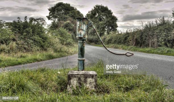 Old Irish Water Pump