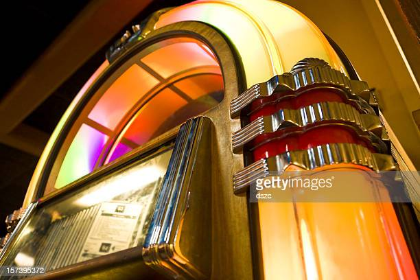 old jukebox retro nostalgia 50s music