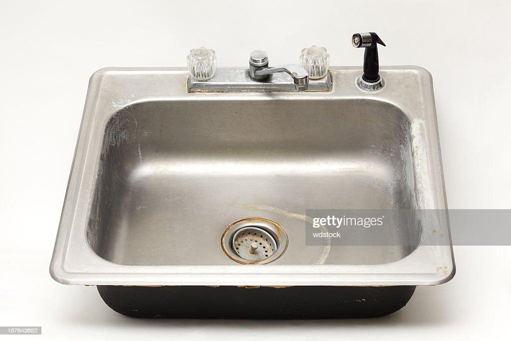 Old Kitchen Sink