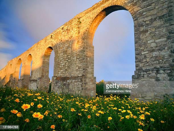 Old Larnaca aqueduct