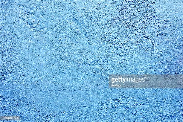 Alte leichten blauen Wand Textur Hintergrund