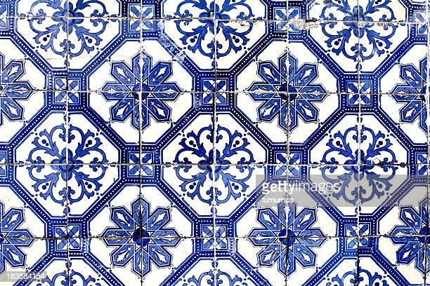 De Lisboa, azulejos antigos azulejos