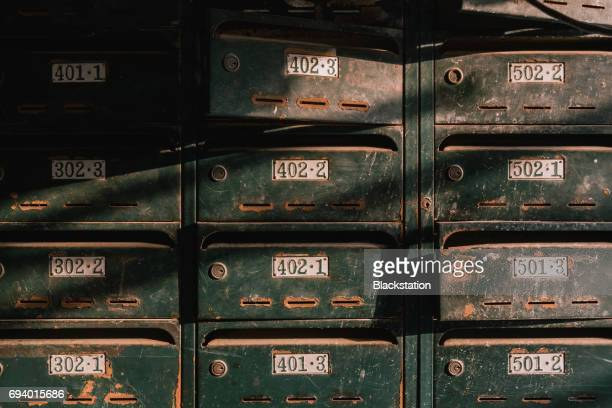 old mailboxs
