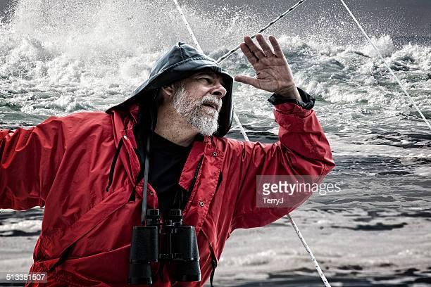 Hombre viejo y al mar