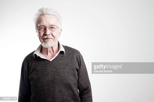Old Man Young Look