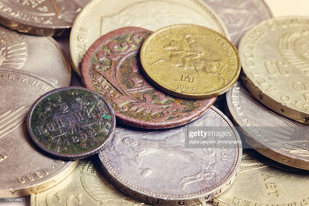 old money : Stock Photo