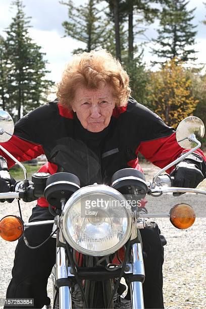 Old moto Momma
