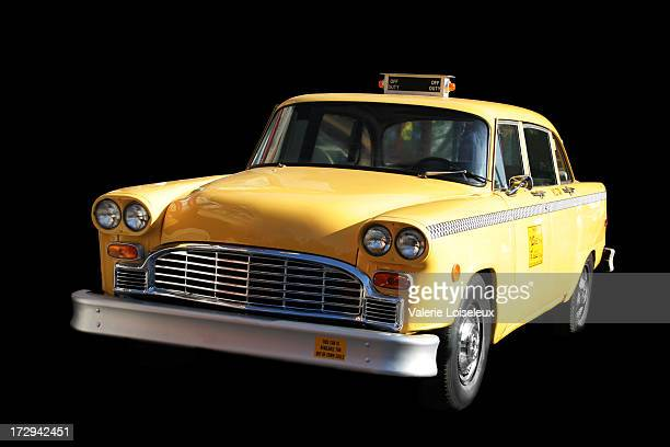 Old New-York Cab