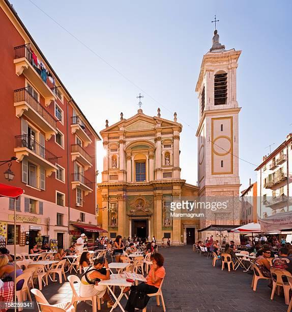 Old Nice, Sainte Reparate Cathedral
