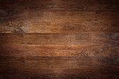 old oak wooden background
