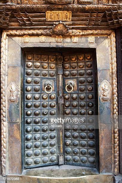 old palace gate