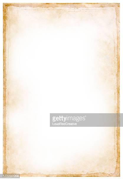 old paper border