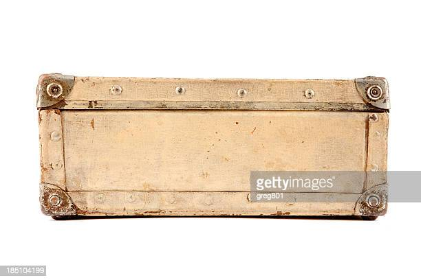 Alte Papier Koffer