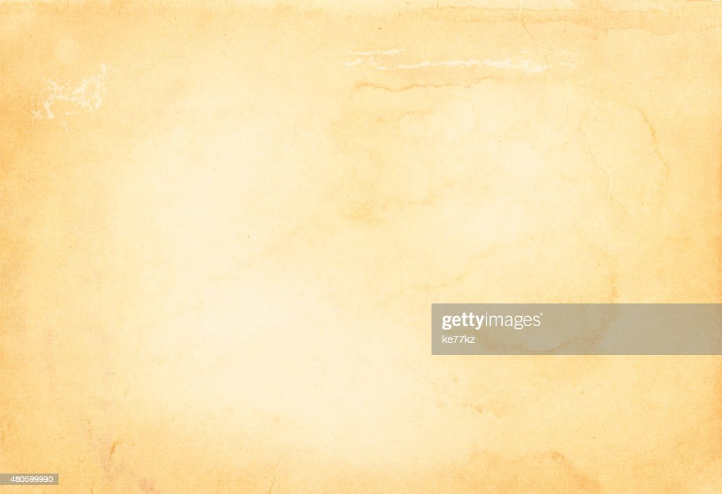 Old paper texture. : Stock Photo