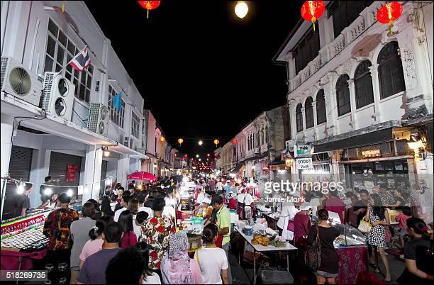 Old Phuket Town Street Festival