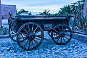 Old Pioneer Wagon