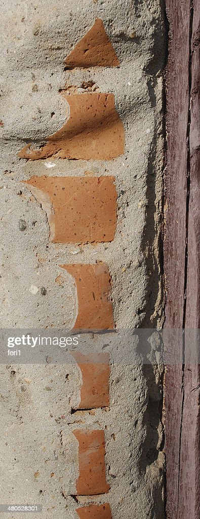 Old plaster : Stock Photo