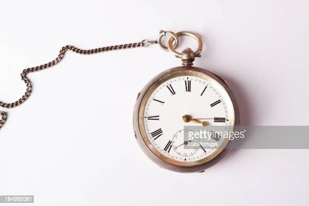 Vieille montre de poche