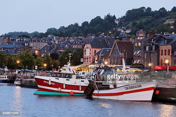 Old Port, Honfleur