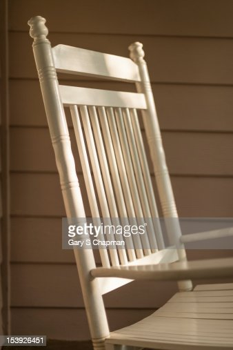 Old Rocking Chair Stock Photos And Pictures Getty Images
