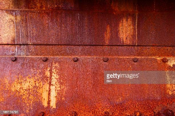 Old Rusted Grungy Metal XXXL Background