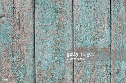 Rustic Wood Fence Background old rustic blue plank fence background wooden texture stock photo