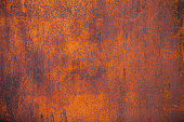 Old yellow rusty metal surface grounge background