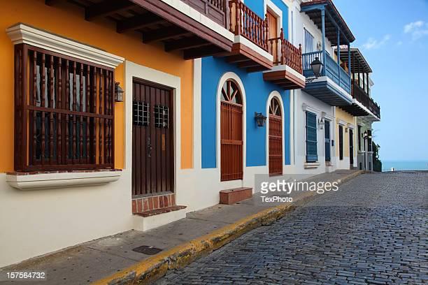 Old San Juan Street.