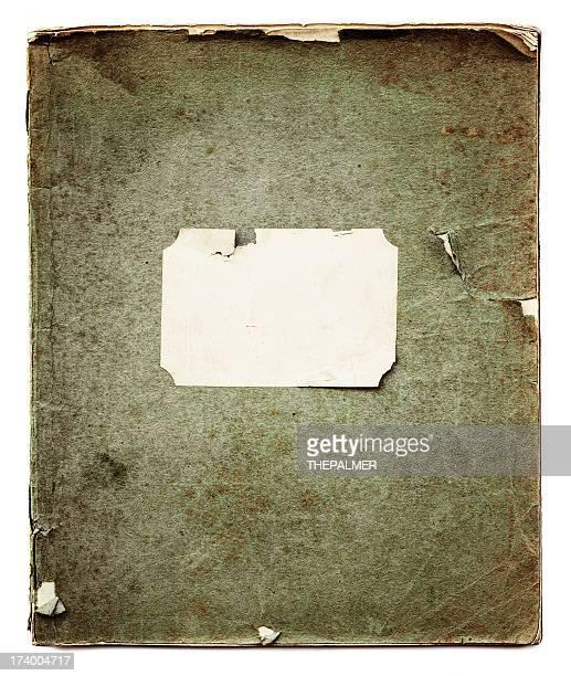 old school notebook