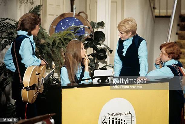 FAMILY 'Old Scrapmouth' 1/15/71 David Cassidy Susan Dey Shirley Jones Danny Bonaduce