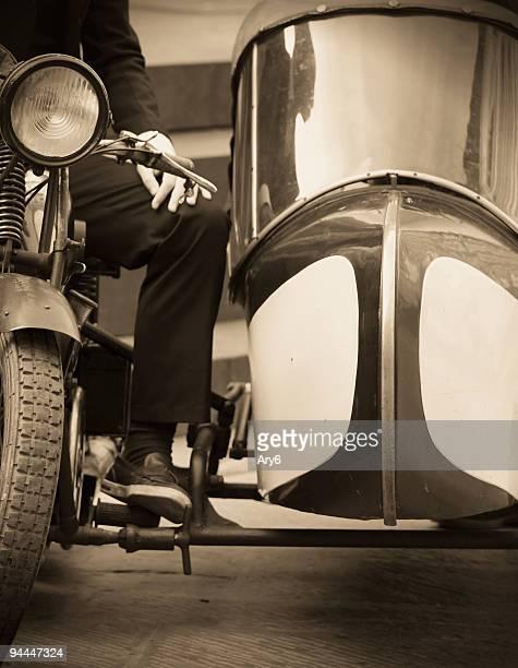 Old  sidecar