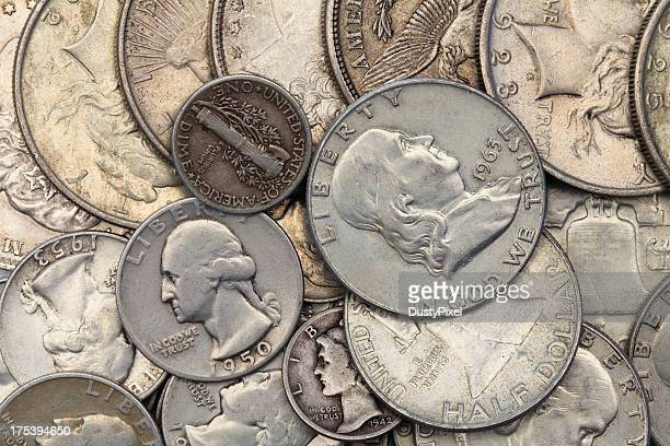 Old Silver US Coins