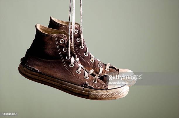 Alten Sneaker