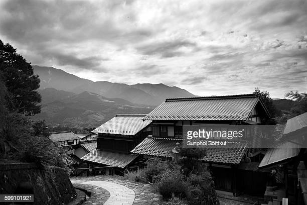 Old Station Town of Magome