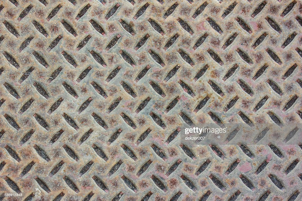 old steel texture : Stock Photo