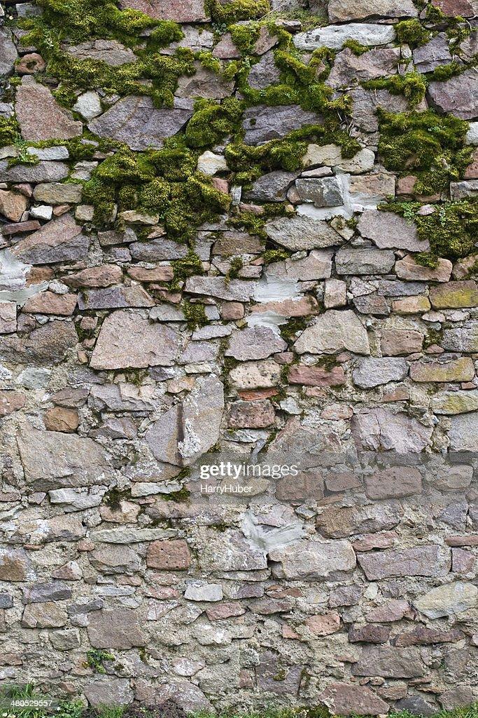 Alte stone wall : Stock-Foto