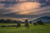 Castlerigg in the English Lake District.