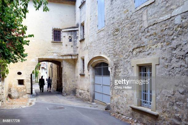 Old Streets and Town Gate Arles