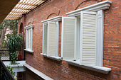 Old style shutters